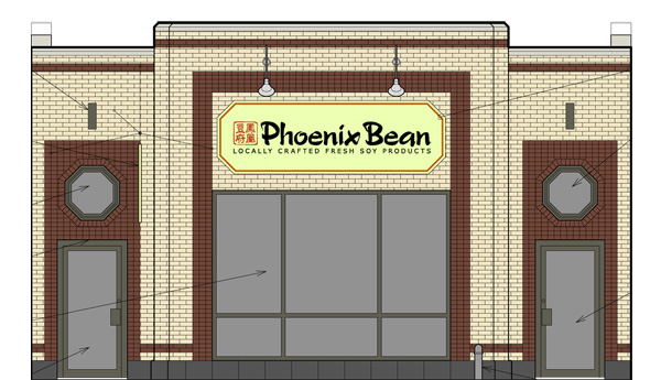 Phoenix Bean exclusively uses non-GMO soybeans naturally farmed in Illinois without chemicals and pesticides.
